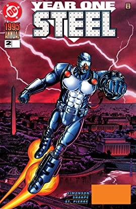 Steel (1994-1998) Annual #2