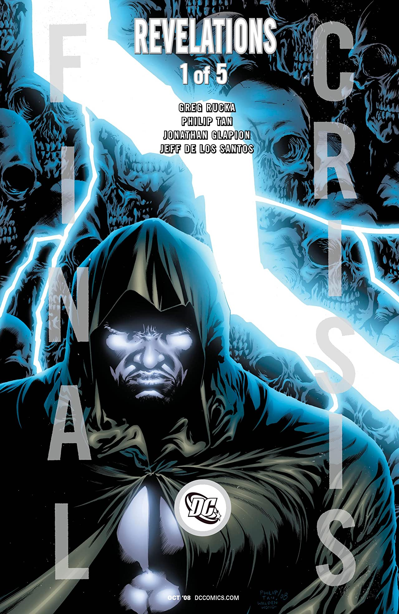 Final Crisis: Revelations (2008-2009) #1