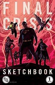 Final Crisis Sketchbook (2008) #1