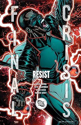 Final Crisis: Resist (2008) #1