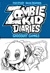 Zombie Kid Diaries Vol. 2: Grossery Games