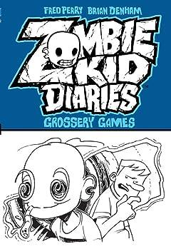 Zombie Kid Diaries Vol. 2: Grossery Games