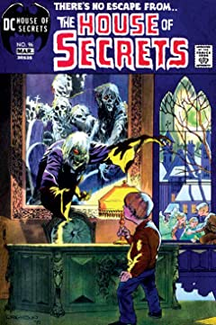 House of Secrets (1956-1978) #96