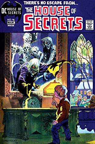House of Secrets (1956-1978) No.96