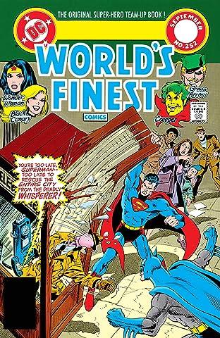 World's Finest Comics (1941-1986) #252