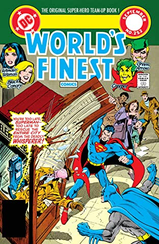 World's Finest Comics (1941-1986) #252