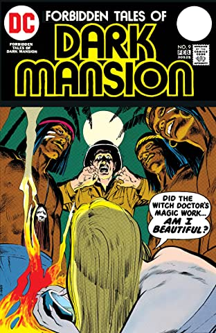 Forbidden Tales of Dark Mansion (1971-1974) #9