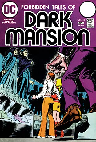 Forbidden Tales of Dark Mansion (1971-1974) #10
