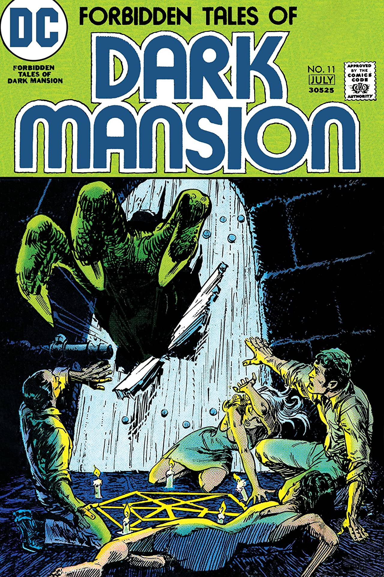 Forbidden Tales of Dark Mansion (1971-1974) #11