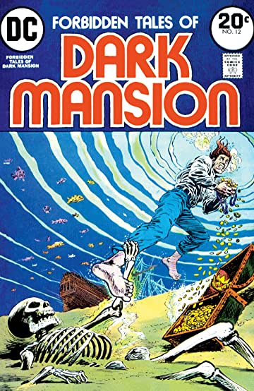 Forbidden Tales of Dark Mansion (1971-1974) #12