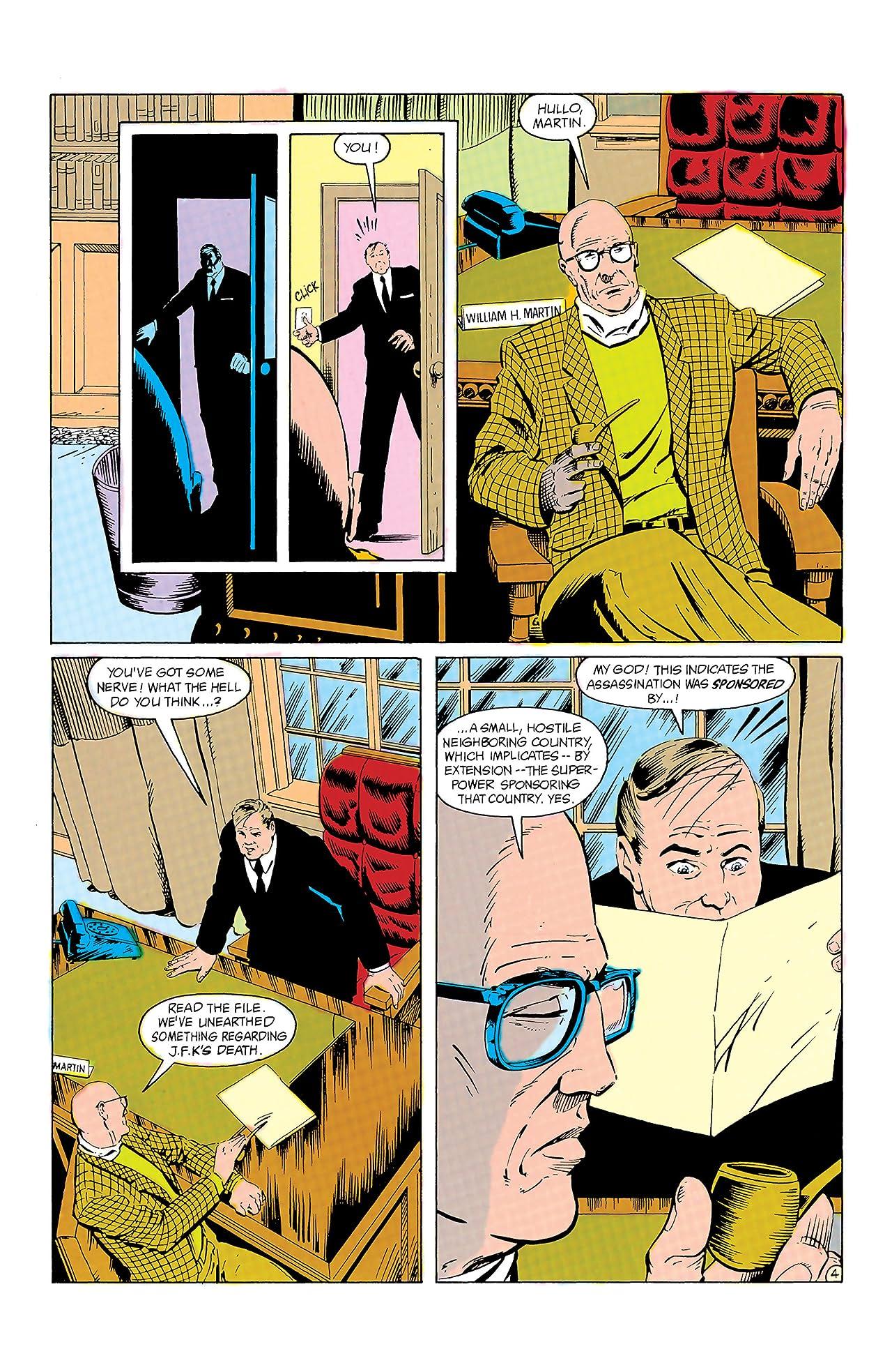 Suicide Squad (1987-1992) Annual #1