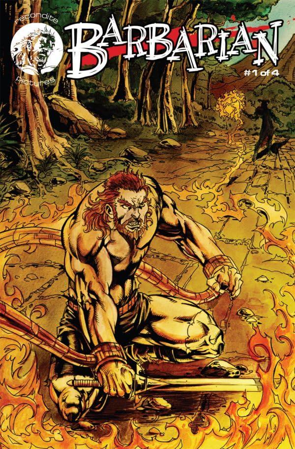 Barbarian #1