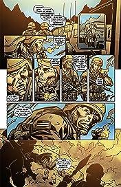 Firewatch: The World Collapse #1