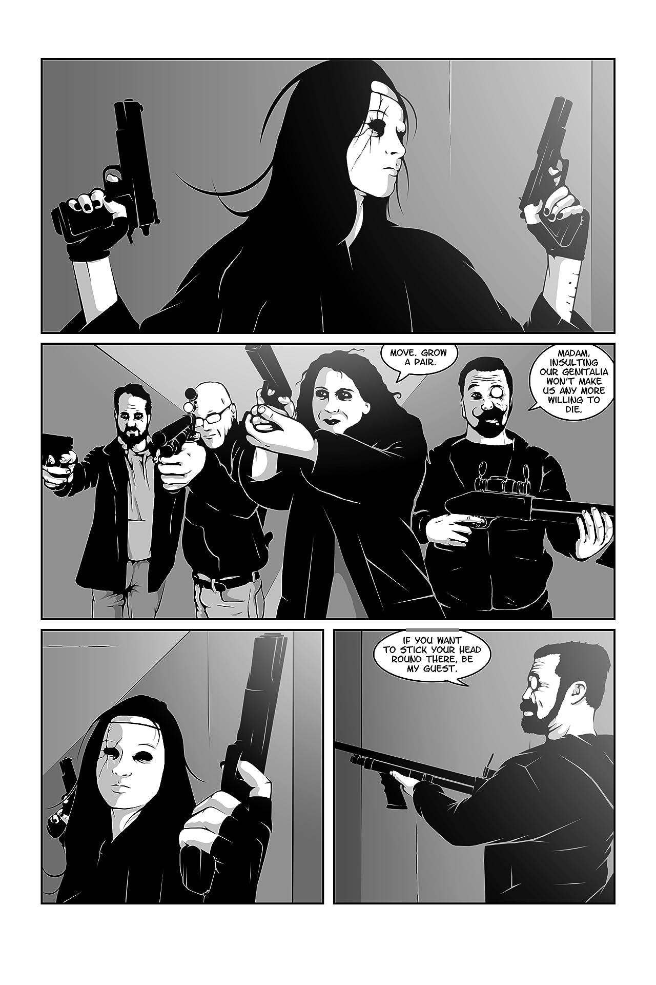 Hollow Girl #8