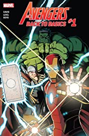 Avengers: Back To Basics (2018) #1 (of 6)