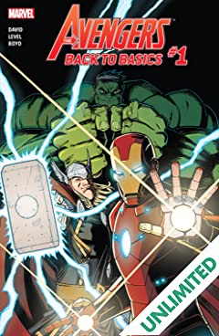 Avengers: Back To Basics (2018) (comiXology Originals) #1 (of 6)