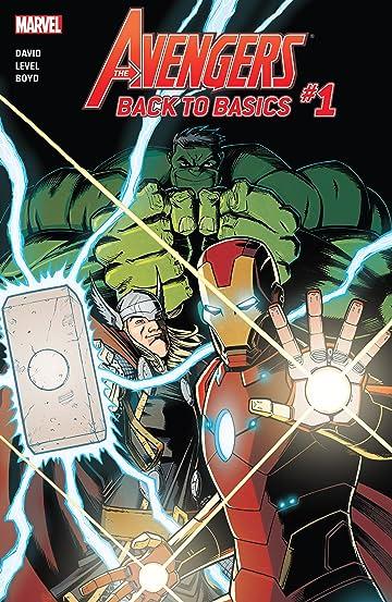Avengers: Back To Basics (2018) (comiXology Originals) No.1 (sur 6)