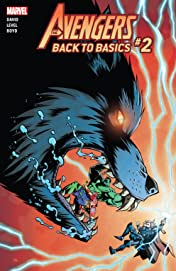 Avengers: Back To Basics (2018) No.2 (sur 6)