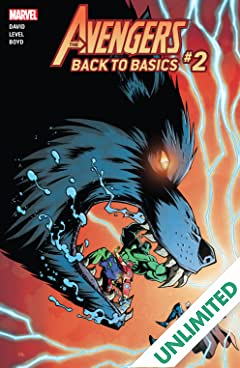 Avengers: Back To Basics (2018) (comiXology Originals) #2 (of 6)
