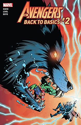 Avengers: Back To Basics (2018) #2 (of 6)