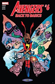 Avengers: Back To Basics (2018) (comiXology Originals) #6 (of 6)