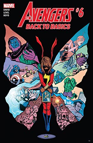 Avengers: Back To Basics (2018) No.6 (sur 6)