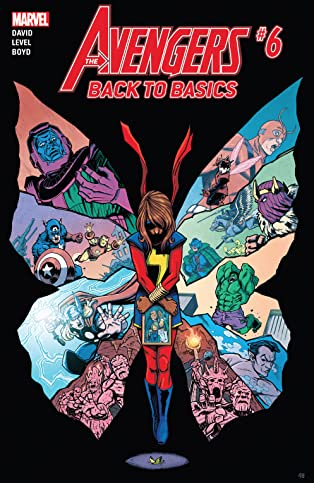 Avengers: Back To Basics (2018) (comiXology Originals) #6 (of 6)