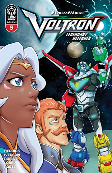 Voltron: Legendary Defender Vol. 2 #5