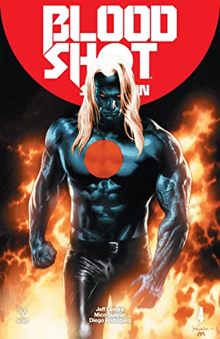 Bloodshot Salvation No.4