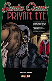 Santa Claus: Private Eye #1