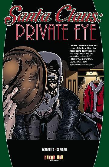 Santa Claus: Private Eye #1