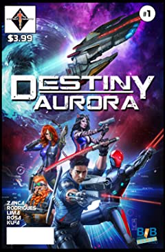 Destiny Aurora #1