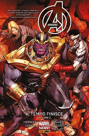 Avengers. Il tempo finisce Vol. 3