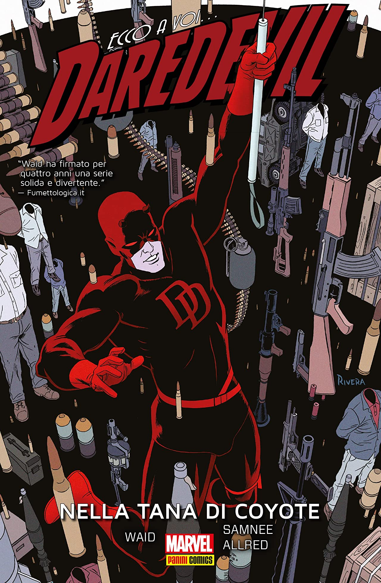 Daredevil Vol. 4: Nella Tana Di Coyote