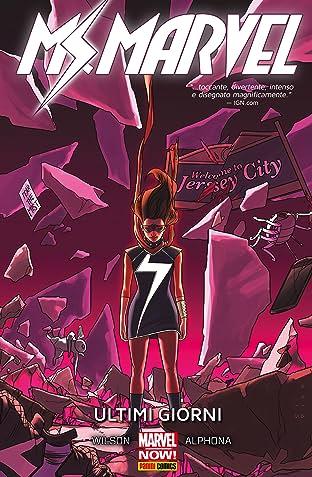 Ms. Marvel Vol. 4: Gli Ultimi Giorni