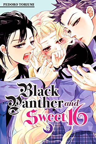 Black Panther and Sweet 16 Tome 5