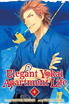 Elegant Yokai Apartment Life Vol. 4