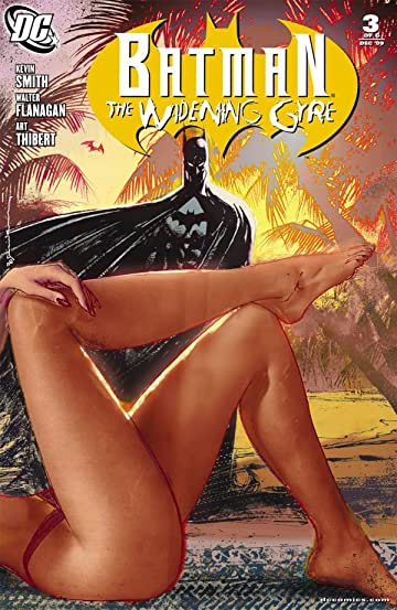 Batman: Widening Gyre #3 (of 6)