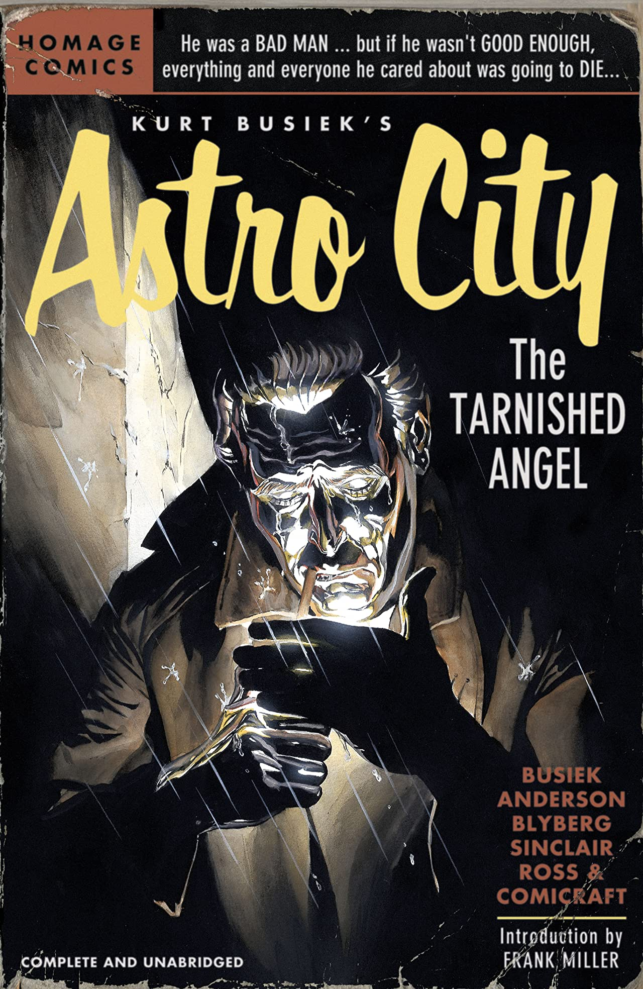 Astro City (1996-2000) Tome 4: Tarnished Angel