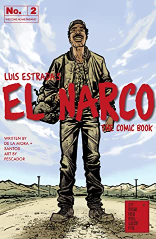 El Narco, The Comic Book #2