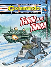 Commando #5083: Terror On The Tundra