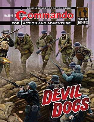 Commando #5085: Devil Dogs