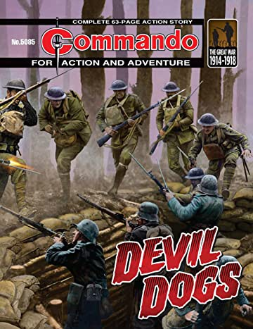 Commando #5085: Devil Dogs