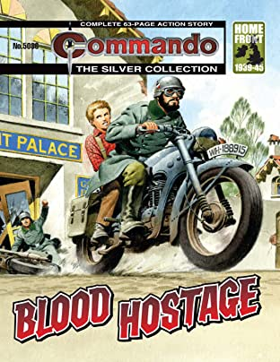 Commando #5086: Blood Hostage