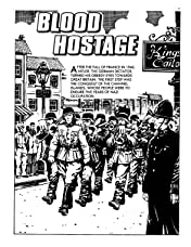 Commando #5086: Blood Hostage