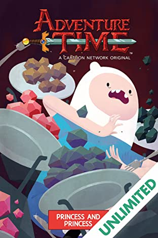 Adventure Time Vol. 11: Princess and Princess