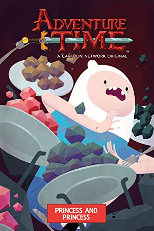 Adventure Time Tome 11: Princess and Princess