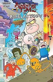 Adventure Time/Regular Show #6