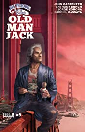 Big Trouble in Little China: Old Man Jack #5