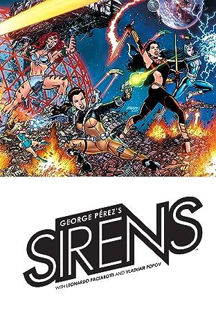 George Perez's Sirens